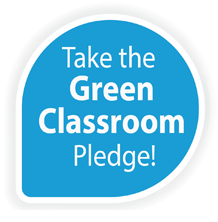 ClassroomPledge Button