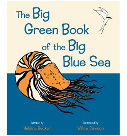 Big Green Book Big Blue Sea