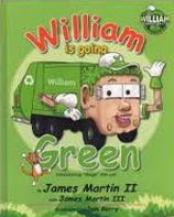 William is going green!