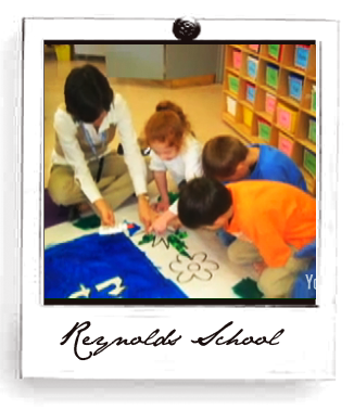 Reynolds School participates in National Green Week!